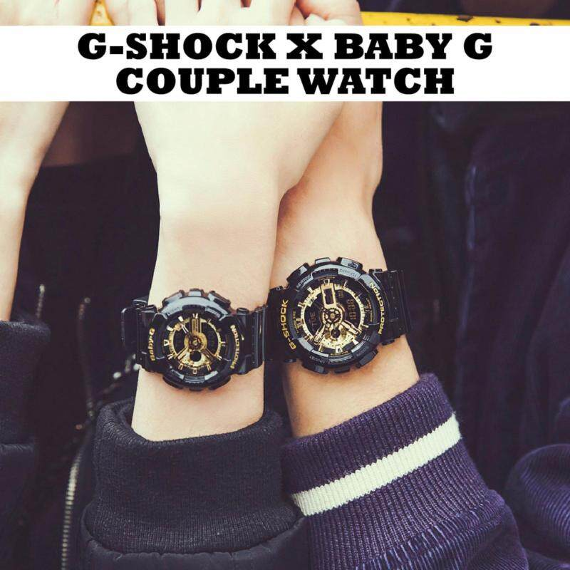 Couple Watch G Shock X Baby G Analog Digital For Him For Her Malaysia
