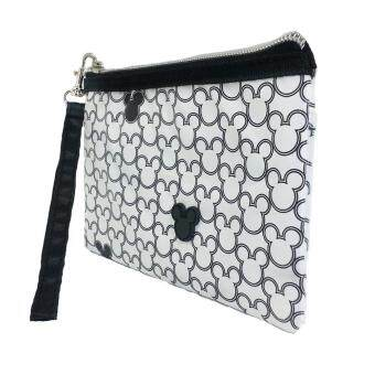 DISNEY MICKEY MOUSE MICKEY HEAD HAND POUCH - 2
