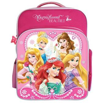 Harga Disney Princess Magnificent Beauties School Bag (Pink)