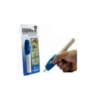 Engrave It Engraving Pen Electric Carving on any surface / Survenir