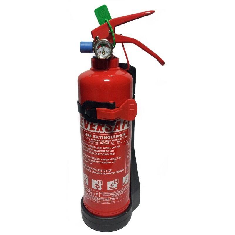Buy EVERSAFE 1kg Fire Extinguisher ABC Dry Powder Malaysia