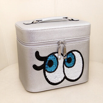 Fang bag female large portable large capacity portable vanity case