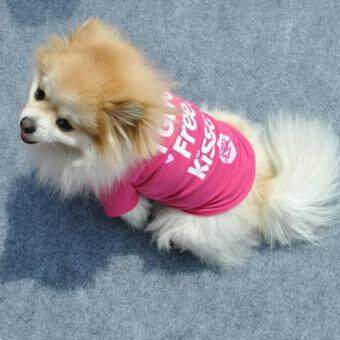 Fashion Pet Dog Clothes Cat Puppy Pet Puppy Spring Summer ShirtSmall Pet Clothes .