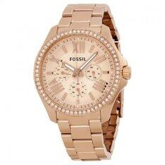 Fossil Am4483 Rose Gold Tone Stainless Steel Womens Watch Malaysia
