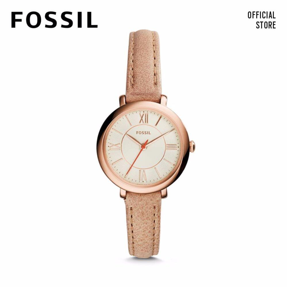 Casual By Fossil Ulasan Penarafan Dan Harga Terbaik Di Kl Selangor Cecile Multifunction Sand Leather Watch Am 4532 Jacqueline Small 3 Hand Date Light Brown