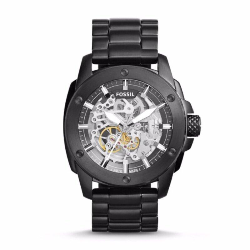 FOSSIL Men Modern Machine Automatic Skeleton Dial Watch ME3080 Malaysia