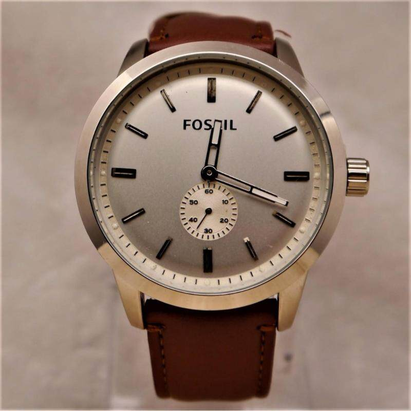 Fossil Watches Dark Brown Malaysia