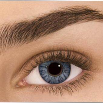 Freshlook ColorBlends Sterling Grey Contact Lens (-0.75)