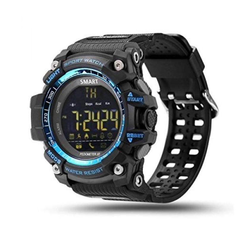 From USA Smart Watch, AKImart Outdoor Bluetooth Digital Sports Smart Watch LED 5ATM Waterproof SMS Notifier Pedometer Malaysia