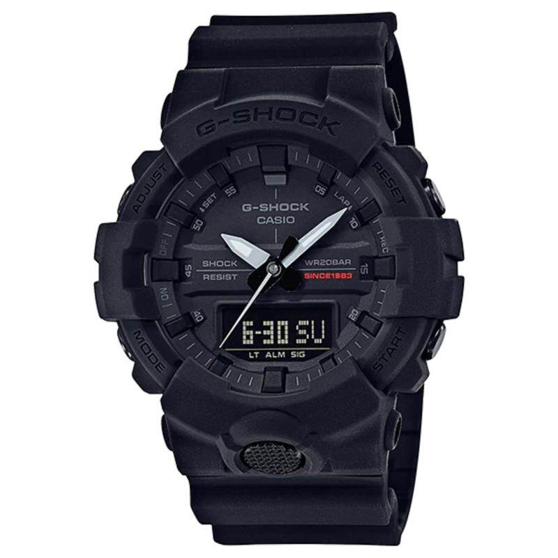 G-SHOCK GA-835A-1A 35th Anniversary BIG BANG BLACK 100% Original Malaysia