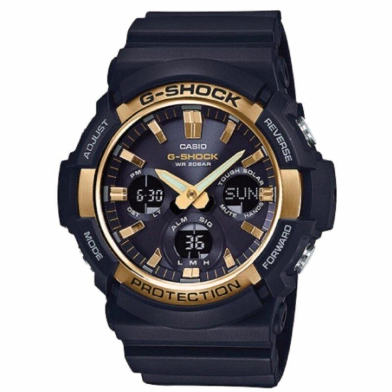 G-Shock GAS-100 Large Tough Solar Analog-Digital Watch GAS-100G-1A Malaysia
