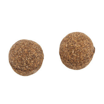 Harga Hanyu 2Pcs Pet Cat Toys Catnip Natural Healthy Fun Ball KittyTreats for Cats