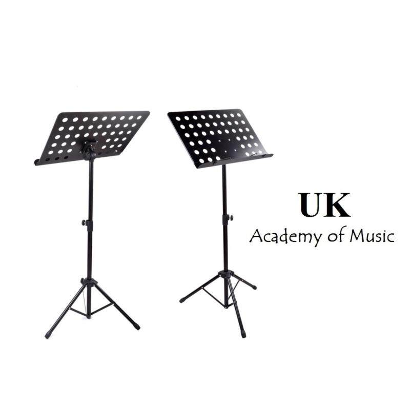 Heavy Duty Music Book Stand For Orchestra Guitar Violin Ukulele Malaysia
