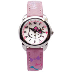 Hello Kitty Girls Strap Watch HKFR1220-07A (Purple) Malaysia
