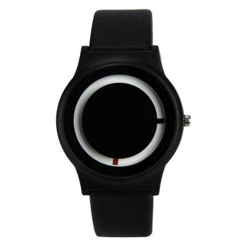 Hot Sale! kanishi Men Women Band Analog Quartz Business Wrist Watch BK Malaysia
