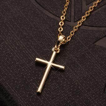 Hot Sale Popular Cross Pendant Necklace Decoration Accessory - 4