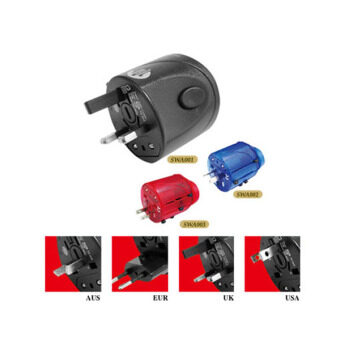 Harga Swiss Travel Products - World Travel Adapter