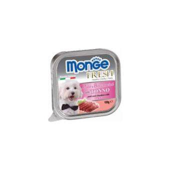 Harga Monge Fresh Tuna 100g 32 packs free 4