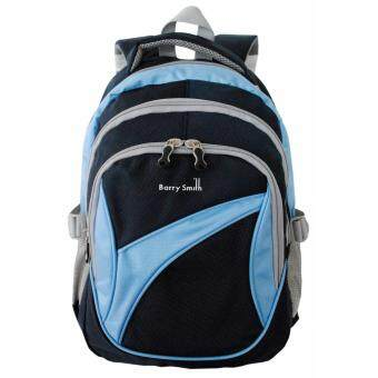 Harga Barry Smith School Backpack (Blue)