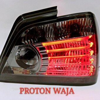 Harga Proton Waja LCI Concept LED Bar Tail Lamp (Light Smoke)