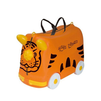 Harga Roll & Play Mini Trunk Kid's Toys Luggage/Storage Box (Orange)