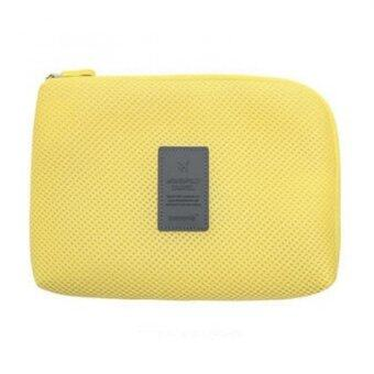 Harga Travel Cable Pouch(Electronic/Cable/Women'S Tool) Yellow