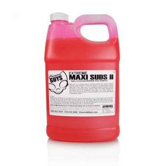 Harga Chemical Guys CWS_101 Maxi-Suds II Super Suds Car Wash Soap and Shampoo, Cherry Scent (1 Gal)