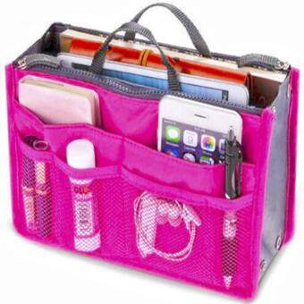 Harga HOT ITEM! Korean Design Multi Purpose Organizer(Hot Pink)