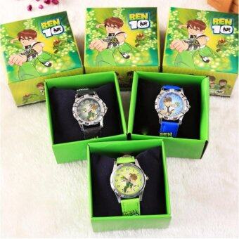 Harga 【NEW in BOX】Ben10 Kids Watches(Ready Stock)
