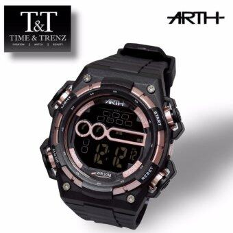 Harga Time&Trenz ARTH 2025 High Quality Unisex Sporty Water Resistance Watch