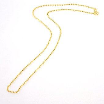 Harga Golden Jaguar Necklaces(41601)