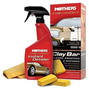Harga Mothers 07240 California Gold Clay Bar System