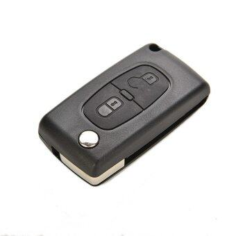 Harga Buytra Remote Flip Key Shell Plasticfor Peugeot 207 307 308
