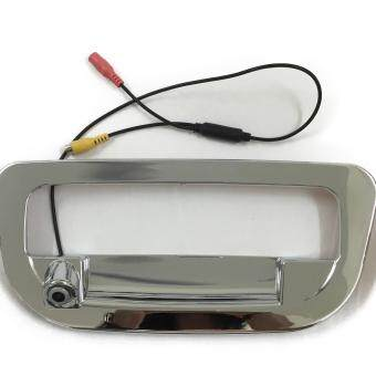 Harga Built-in rear view camera isuzu D-MAX tailgate cover