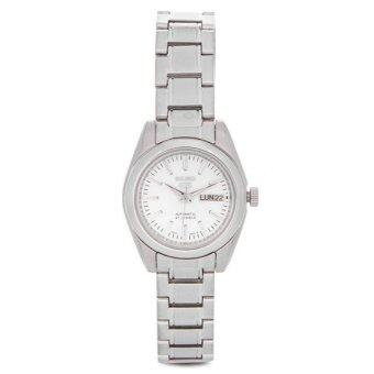 Harga Seiko SYMK13K1 Women's Seiko 5 Automatic 21 Jewels Stainless Steel Watch