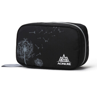Harga AONIJIE Travel Organizer Travel Mate Toiletries Pouch Bag GX1101(Black)