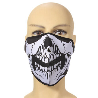 Harga NEOPRENE FACE MASK WINTER NECK WARMER SKI SNOWBOARD MOTORCYCLE PROTECTION