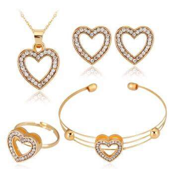 Harga ONLY Diamond Heart Jewellery Set