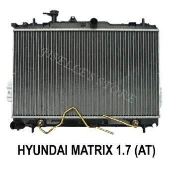 Harga POLAR radiator HYUNDAI MATRIX (AT) 2layers