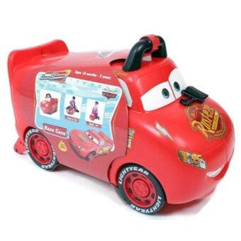 Harga Lightning McQueen Ride On Luggage for Kids