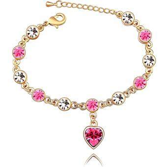 Harga LOVENGIFTS Swarovski Love Of My Life Bracelet