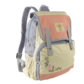 Harga Royal McQueen Korean Stylish Casual Backpack QBP650 PINK