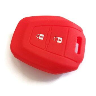 Harga Isuzu D-Max Remote Car Key Silicone Cover (Red)