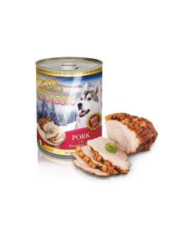 Harga ALPS NATURAL CANNED PORK 400G (24CANS)