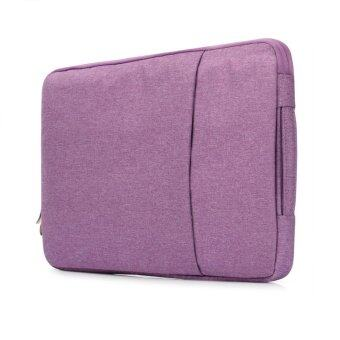 Harga Jiaing 13.3 inches Waterproof Laptop Sleeve Case Bag Protective Cover for Apple, Acer, Asus, Dell, Fujitsu, Lenovo, HP, Samsung, Sony, Toshiba (Purple)