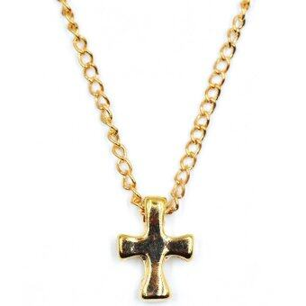 Harga ONLY Golden Cross Necklace