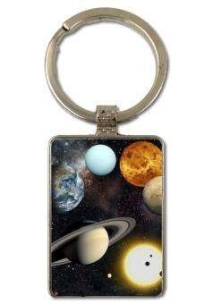 Harga Keychain solar system-galaxy-nebula 22 for Keyring Mens Creative Alloy Metal Keyfob Gift Car Key Ring Chain Key chains