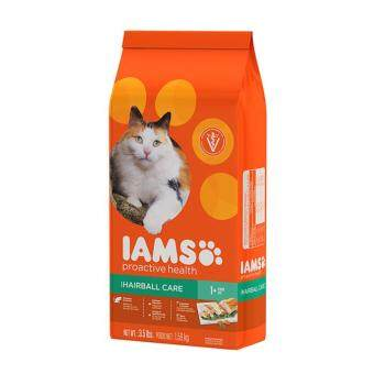 Harga IAMS Proactive Health Adult Hairball Care 200G