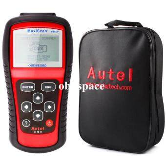Harga Car Code Reader Autel MaxiScan MS509 OBD2 Scanner MS 509 Automotive Diagnostic Tool