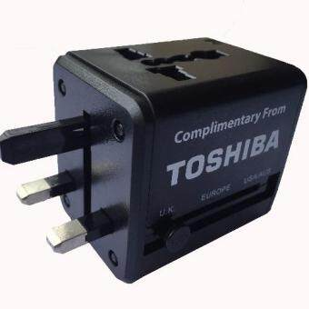 Harga TOSHIBA INTERNATIONAL USB 2100MA TRAVEL ADAPTOR